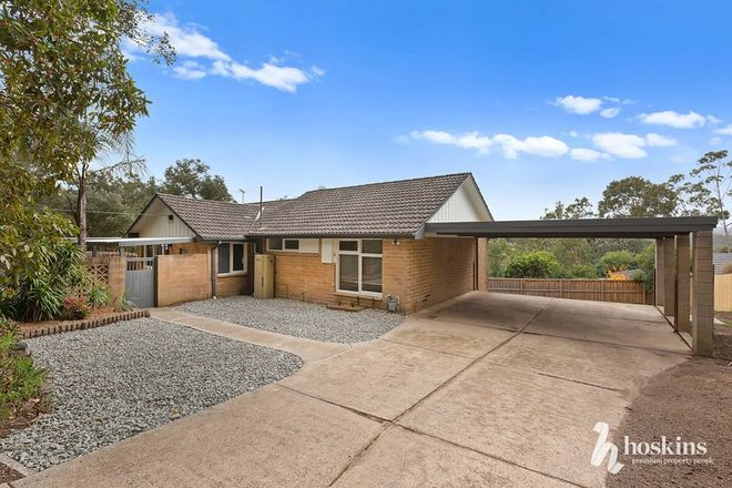 Picture of 13-15 Houghton Road, WARRANDYTE VIC 3113