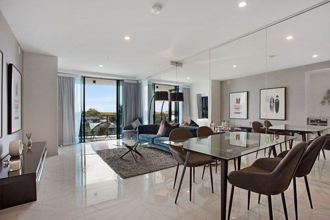 Picture of 4206/5 Harbourside Court, BIGGERA WATERS QLD 4216