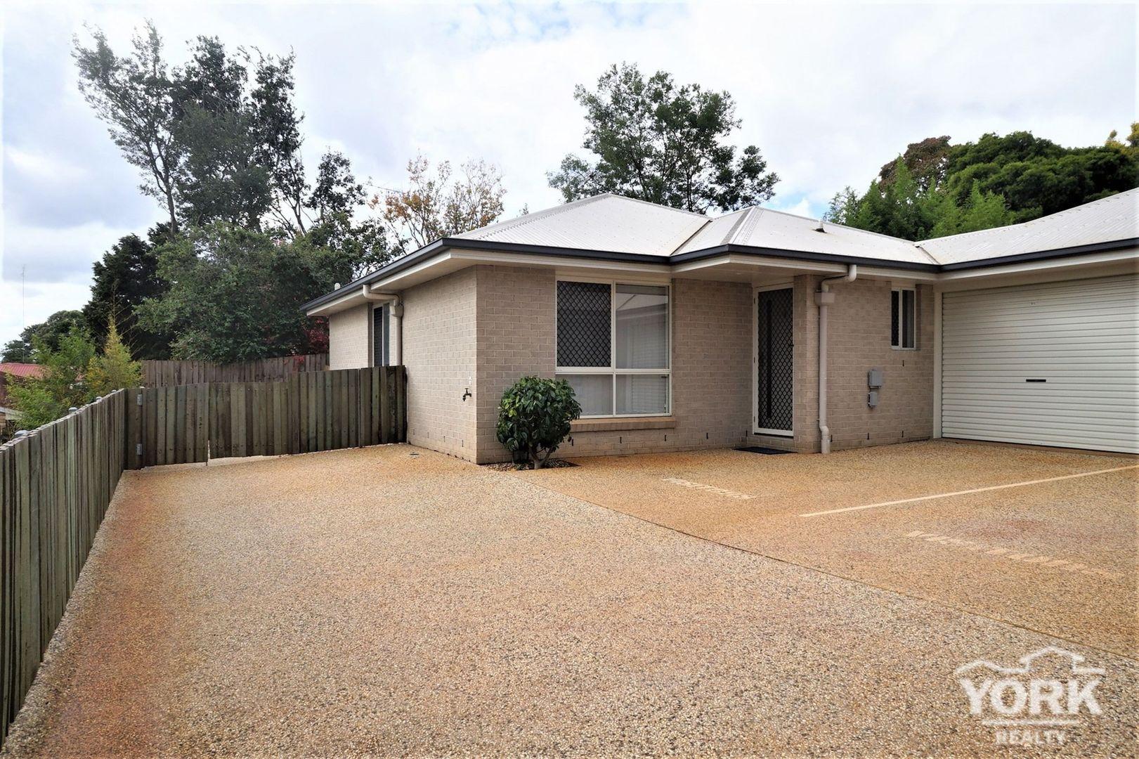 4/311 Alderley Street, South Toowoomba QLD 4350, Image 0