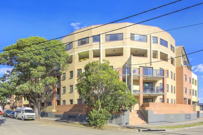 Picture of 34/2-10 Powell Street, HOMEBUSH NSW 2140