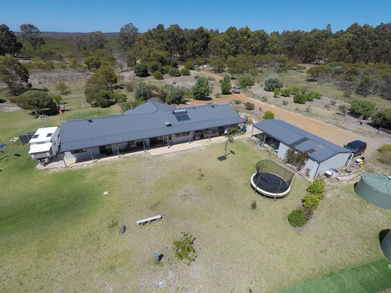 LOT 2 ELEVEN MILE BEACH ROAD, Pink Lake WA 6450, Image 0