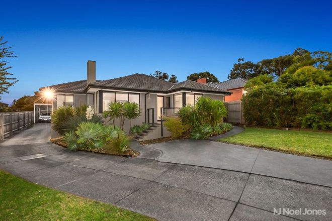 Picture of 1/1 Shirley Court, DONCASTER EAST VIC 3109