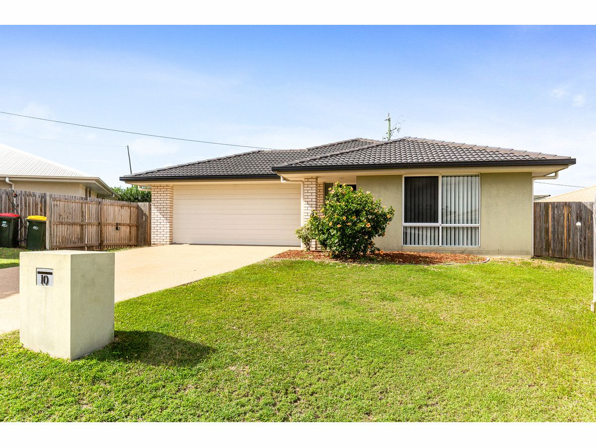 10 Hedgerose Way, Parkhurst QLD 4702, Image 0