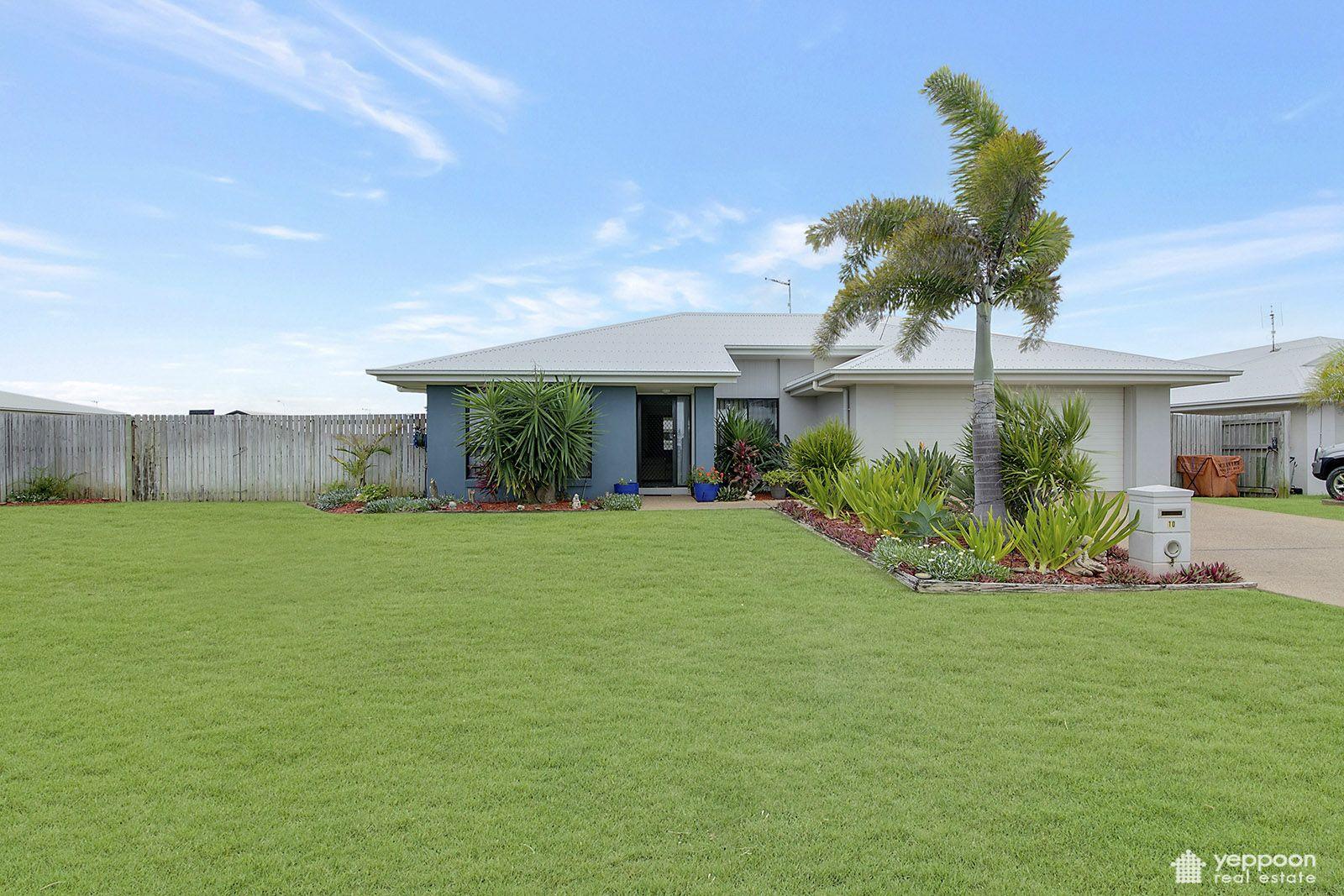10 Beachside Circuit, Mulambin QLD 4703, Image 0