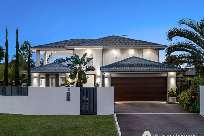 Picture of 2 Spotted Gum Street, HEATHWOOD QLD 4110