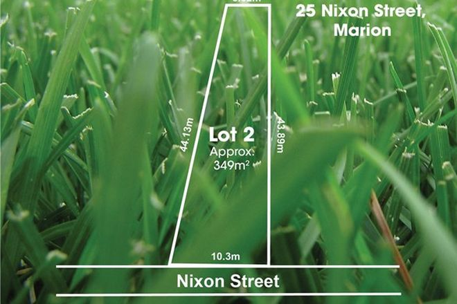 Picture of Lot 2, 25 Nixon Street, MARION SA 5043