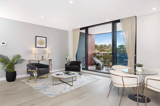Picture of 3 Bed/3-5 Porter St, RYDE NSW 2112