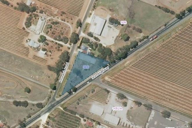 Picture of 926 Research Rd (Crn Sturt Hwy), NURIOOTPA SA 5355