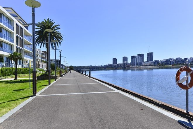 Picture of 285/33 Hill Road, WENTWORTH POINT NSW 2127