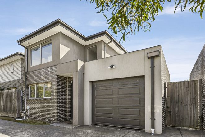 Picture of 2/8 Plymouth Street, PASCOE VALE VIC 3044