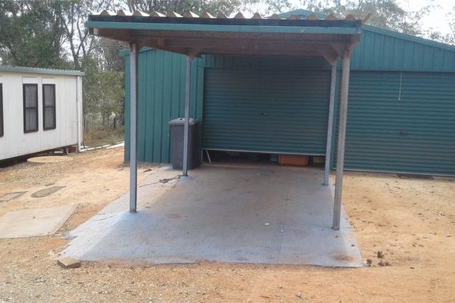 Picture of 256 Crownthorpe Road, MURGON QLD 4605