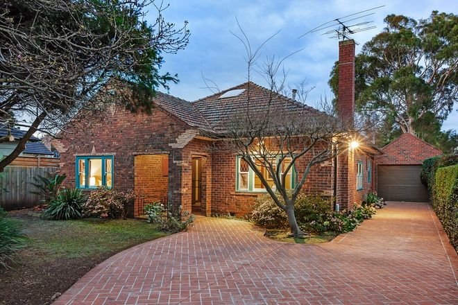 Picture of 1 Amery Street, ASHBURTON VIC 3147