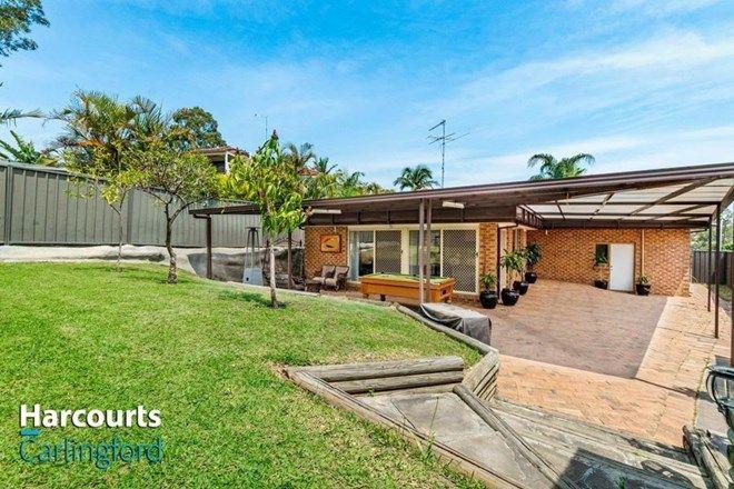 Picture of 4 Bouchet Crescent, MINCHINBURY NSW 2770