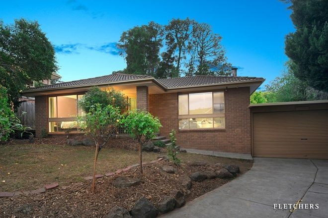 Picture of 4 Frater Court, DONCASTER EAST VIC 3109