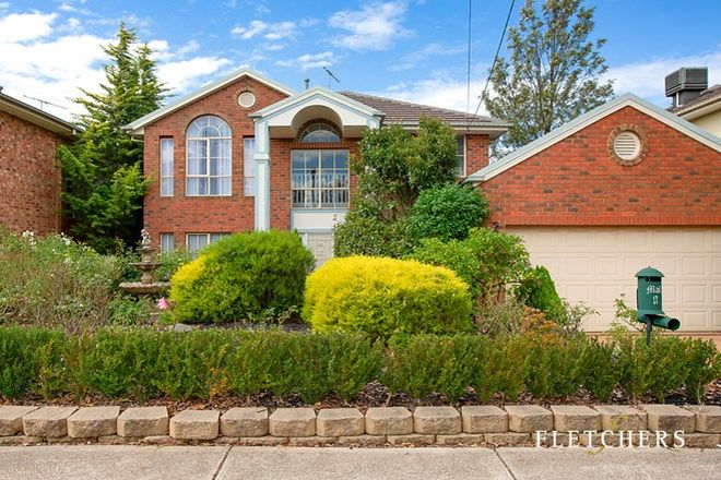 Picture of 8 Sinclair Crescent, MACLEOD VIC 3085
