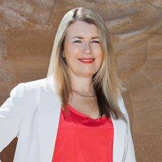 Louise Hackmann, Sales representative
