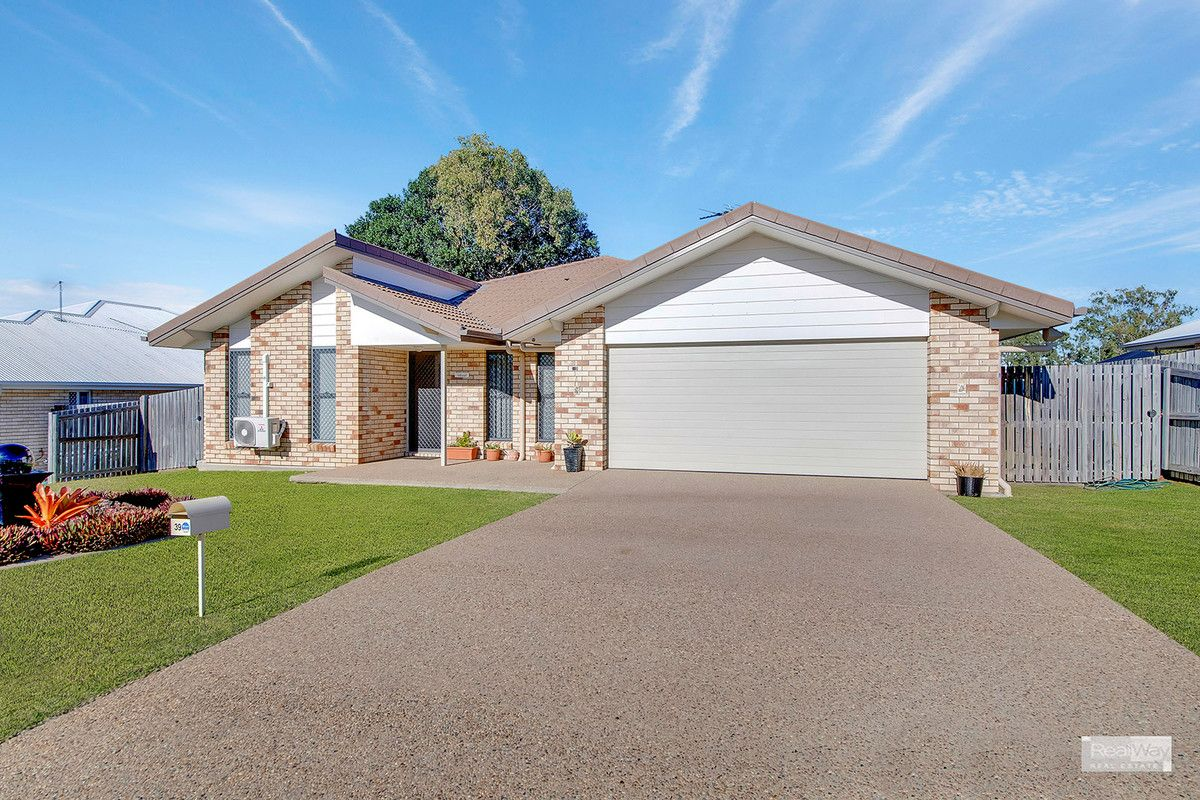 39 Riley Drive, Gracemere QLD 4702, Image 0