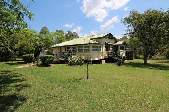 Picture of 174 Old Mount Beppo Road, TOOGOOLAWAH QLD 4313