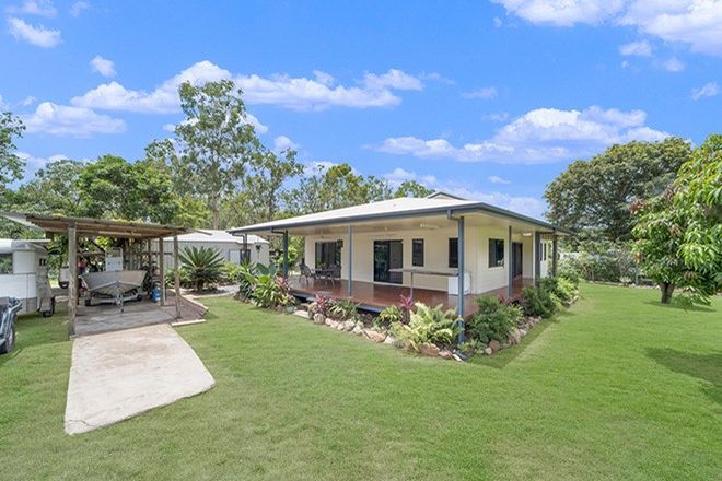 Picture of 268 Forestry Rd, BLUEWATER QLD 4818