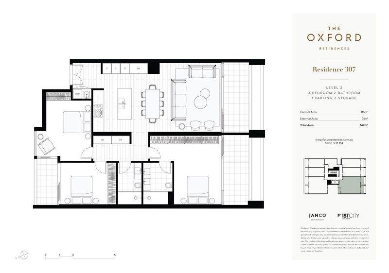 307/292-302 Oxford Street, Bondi Junction NSW 2022, Image 7