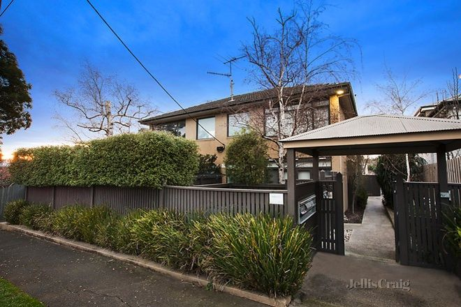 Picture of 3/27 Grove Road, HAWTHORN VIC 3122