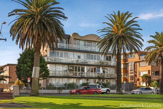Picture of 18/4 Alfred Square, ST KILDA VIC 3182