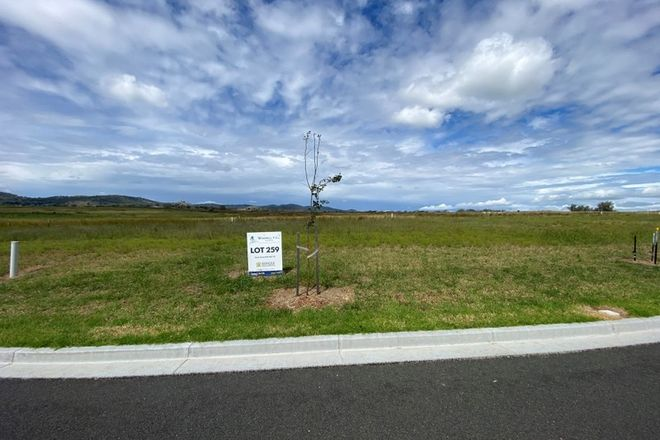 Picture of Lot 259 Traminer  Drive, TAMWORTH NSW 2340