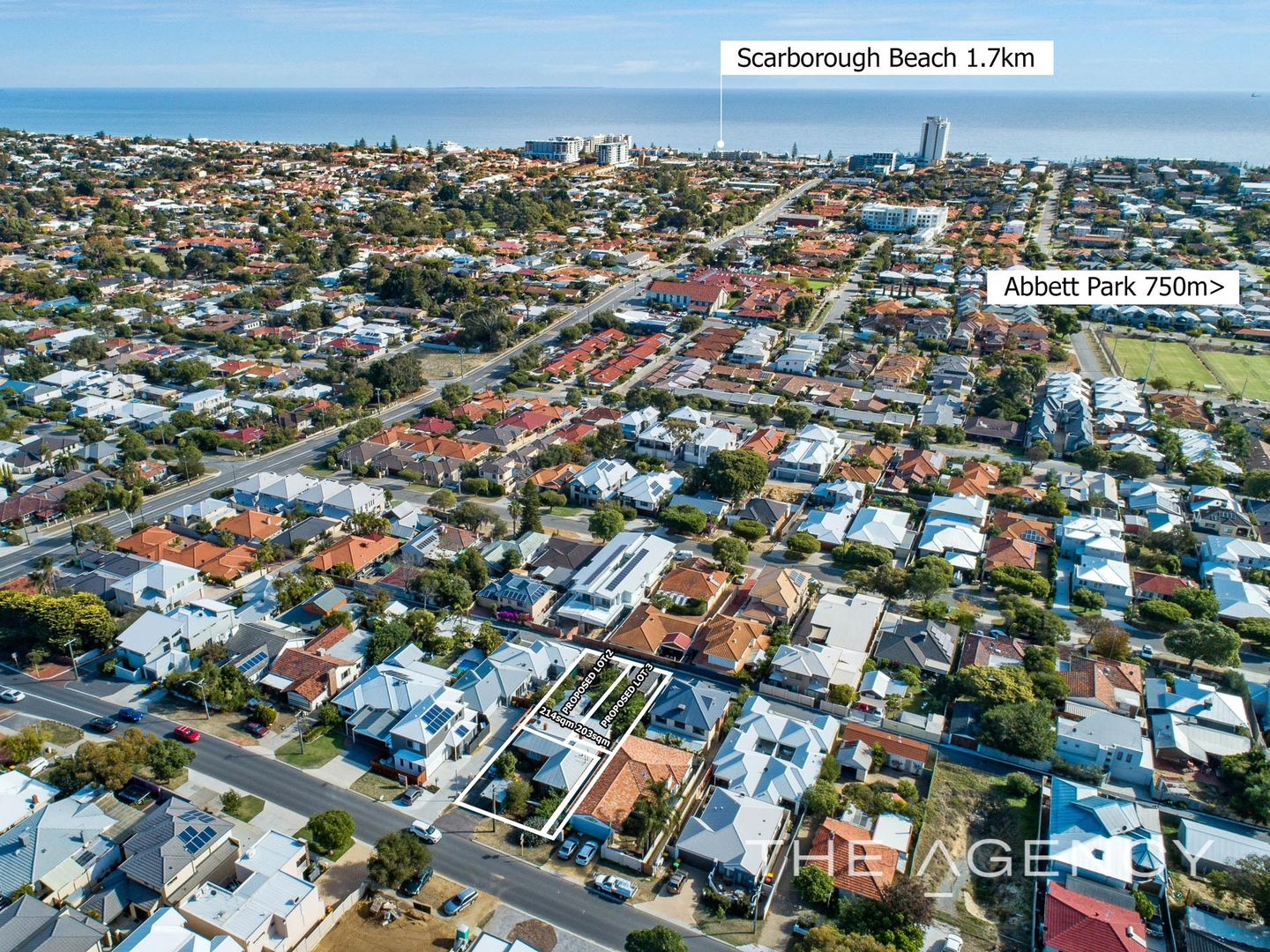 Proposed Lot 2 and 3 Duke Street, Scarborough WA 6019, Image 1