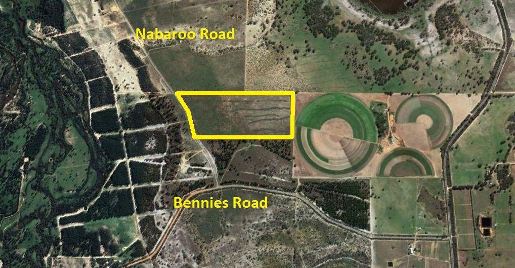 Lot Bennies  Road, Cowalla WA 6503, Image 1