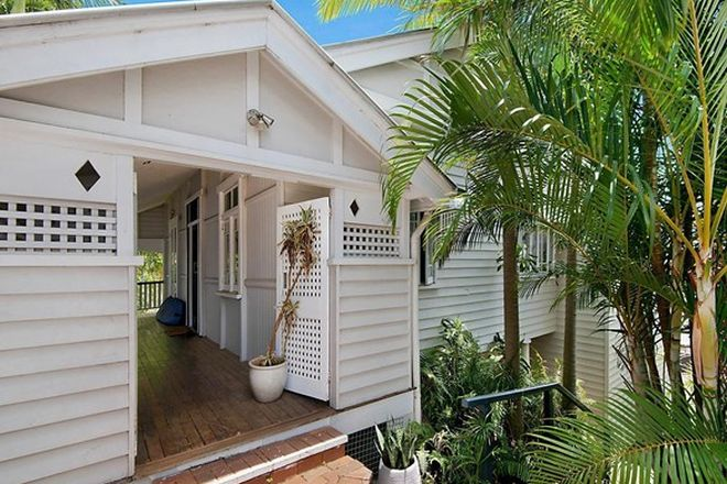 Picture of 31 Kennedy Terrace, PADDINGTON QLD 4064