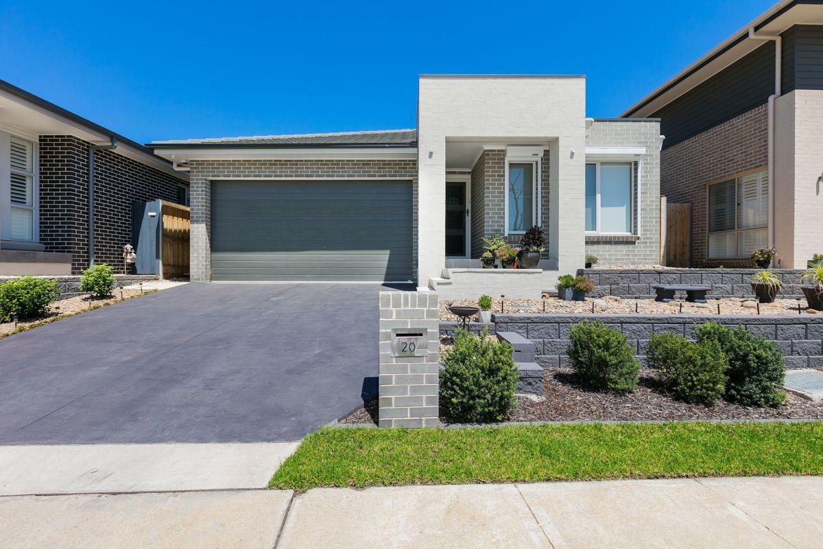 20 Serpentine  Avenue, Kellyville NSW 2155, Image 0