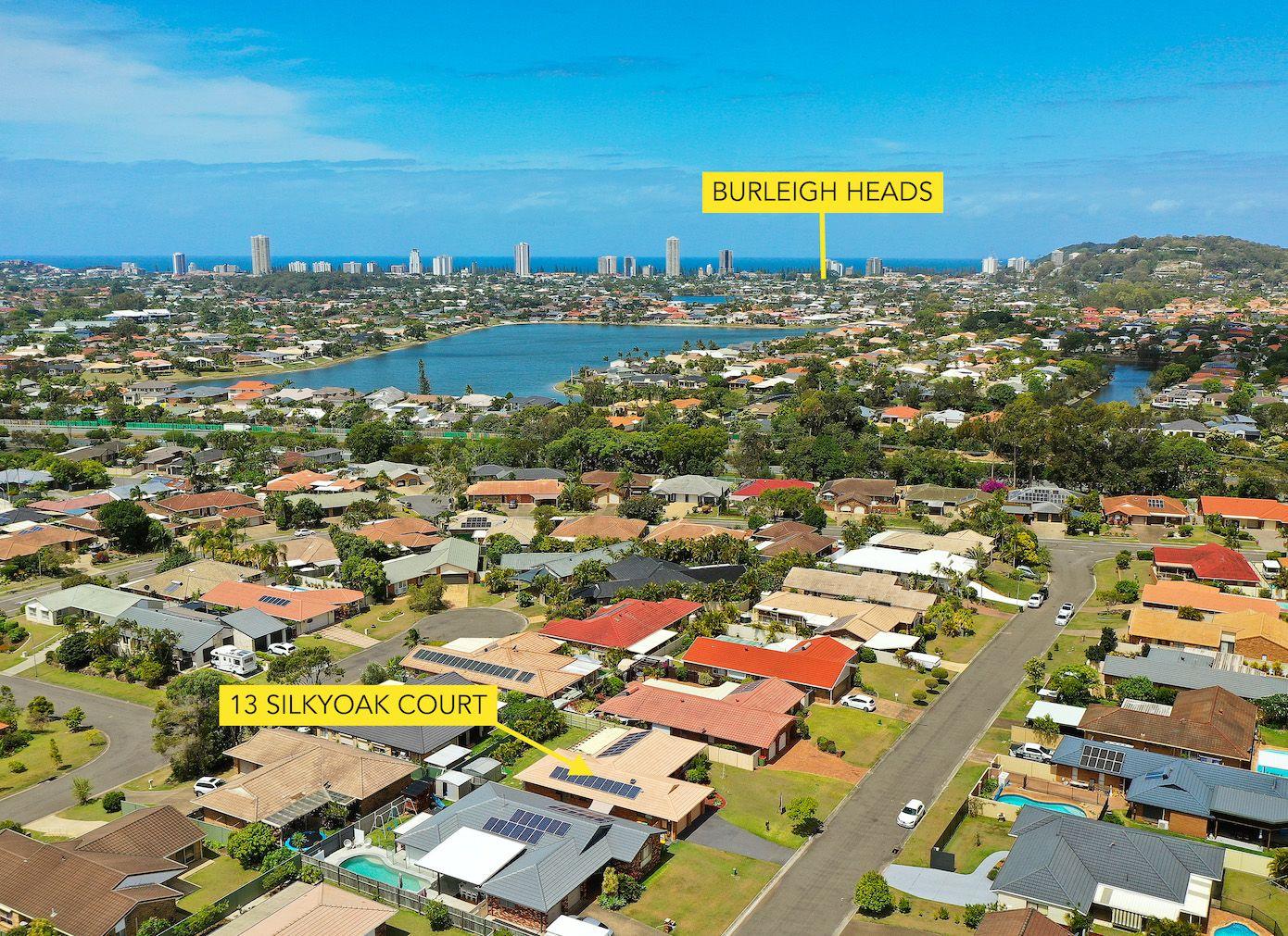 13 Silkyoak Court, Burleigh Waters QLD 4220, Image 1