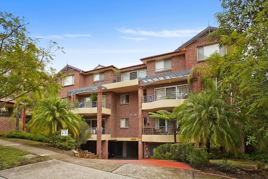 18/1-3 Bellbrook Avenue, Hornsby NSW 2077, Image 0