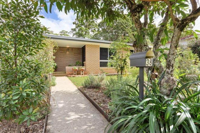 Picture of 38 Hillcrest Avenue, NAMBOUR QLD 4560