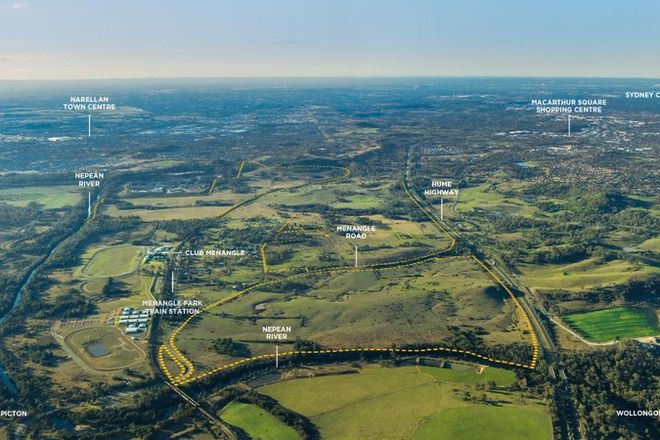 Picture of Proposed Road, MENANGLE PARK NSW 2563