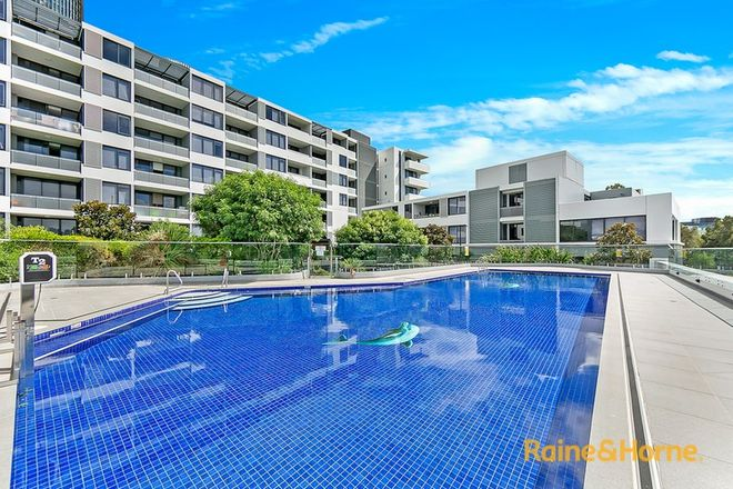 Picture of 320 (Bldg A)/2 Betty Cuthbert Avenue, SYDNEY OLYMPIC PARK NSW 2127