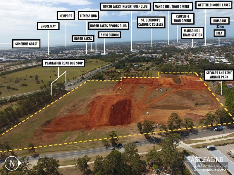 Lot 21 Cinnabar Road, Kallangur QLD 4503, Image 2