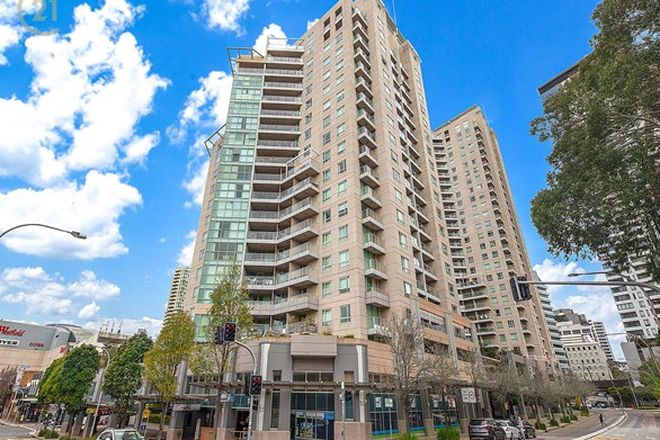 Picture of 2002/2B Help Street, CHATSWOOD NSW 2067