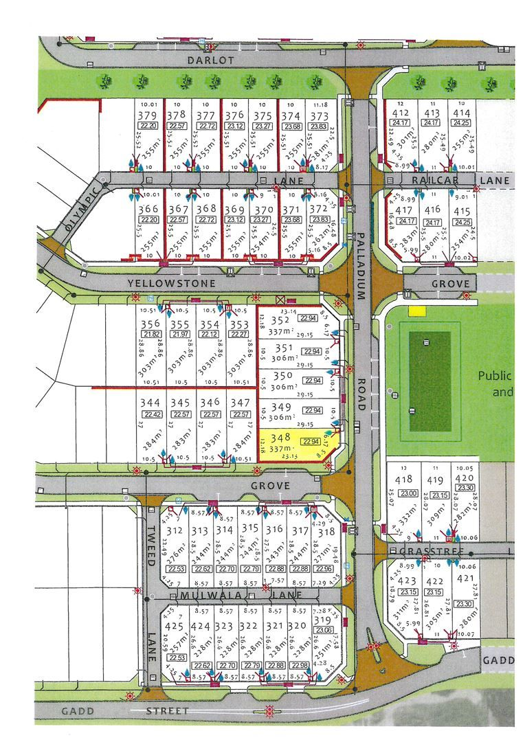 Lot 348 Palladium Road, Success WA 6164, Image 1