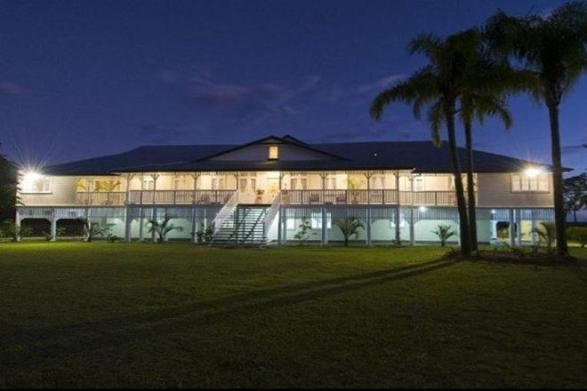 Picture of 1208 Burrum Heads Road, BURRUM RIVER QLD 4659