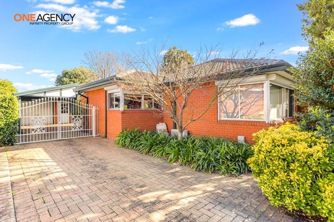 Picture of 1 Kenneth Street, MACQUARIE FIELDS NSW 2564