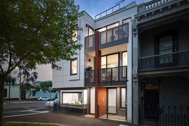 Picture of 189 Adderley Street, WEST MELBOURNE VIC 3003