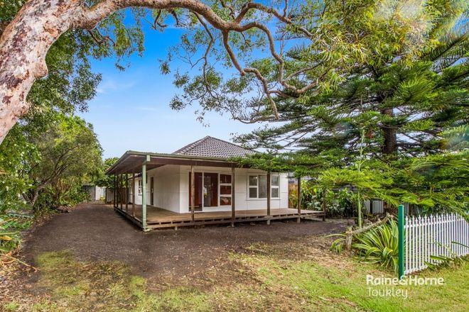 Picture of 25 Kantara Road, CANTON BEACH NSW 2263