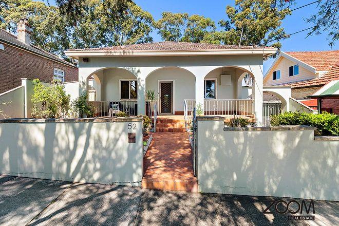Picture of 52 Hanks Street, ASHBURY NSW 2193