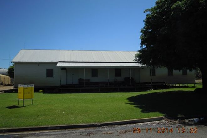 Picture of 53 Crawford Street, RICHMOND QLD 4822