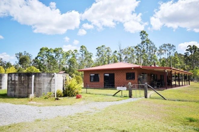 Picture of 317 Talegalla Drive, TALEGALLA WEIR QLD 4650