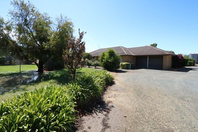 Picture of 81 Lancaster Mooroopna Road, LANCASTER VIC 3620
