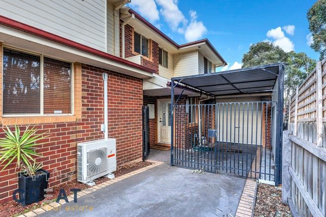 Picture of 3/45 BURNEWANG, ALBION VIC 3020