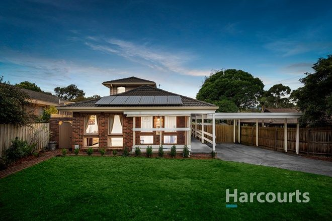 Picture of 13 Brentwood Drive, WANTIRNA VIC 3152