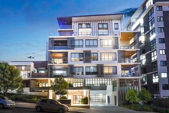 Picture of 503/185 Clarence Road, INDOOROOPILLY QLD 4068